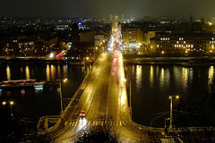 Мост Stefanik Стоковое Изображение RF