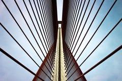 Мост Talavera de Ла Reina стоковые фотографии rf