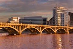 мост tempe Аризоны Стоковое фото RF