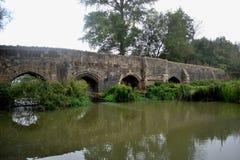 Мост Thornborough Стоковые Изображения