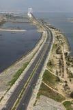 Мост Thuan Phuoc Стоковая Фотография RF