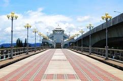 Мост Tinsulanond Стоковые Фото