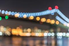 Мост Triboro/RFK в Нью-Йорке Стоковое Изображение RF