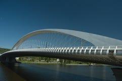 Мост Troja, Прага Стоковое Фото