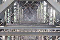 Мост Truss1 Стоковая Фотография