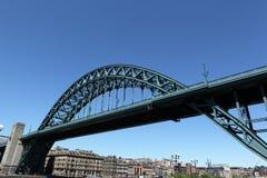 Мост Tyne, Ньюкасл Стоковые Изображения RF