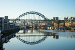 Мост Tyne Стоковое Изображение
