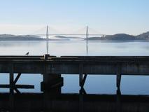 Мост Uddevalla стоковая фотография rf