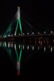Мост Vansu Стоковая Фотография RF