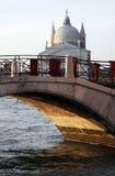 мост venice стоковая фотография rf