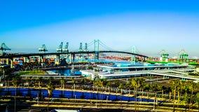 Мост Vicent Томаса Стоковая Фотография