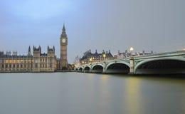 мост westminster ben большой Стоковые Изображения