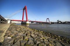 Мост Willem Стоковые Изображения
