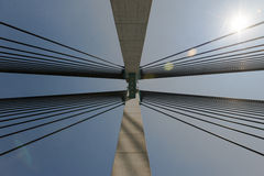 мост XIII Стоковые Фото