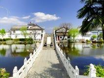 Мост XiZhou Стоковое Изображение