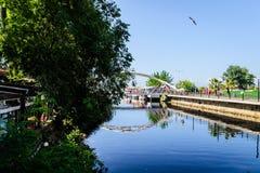 Мост Yalova Стоковое Фото