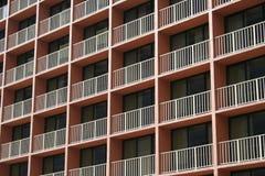 мотель дела открытый Стоковая Фотография RF