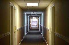 Мотель Hall Стоковое Фото
