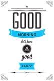 Мотивационный лозунг Стоковые Фотографии RF
