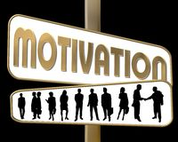 мотивировка Стоковое Фото