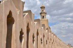 Мотив двери barqoq султана в Египте Стоковое фото RF