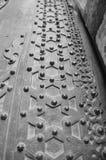Мотив двери barqoq султана в Египте Стоковые Изображения RF