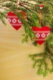 мотив виноградин яркия блеска вычуры украшения рождества Стоковая Фотография RF