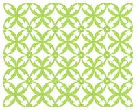 мотив листьев cirlce Стоковые Фотографии RF