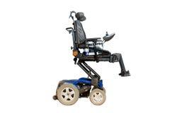 Моторизованная кресло-коляска для устранимых людей Стоковое Фото