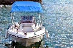 Моторная лодка Стоковое Изображение RF
