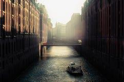 Моторные лодки Стоковое Изображение RF