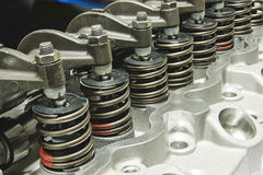 Мотор весен Стоковая Фотография RF