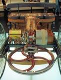 мотор времени Стоковая Фотография