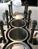 мотор двигателя блока Стоковое фото RF