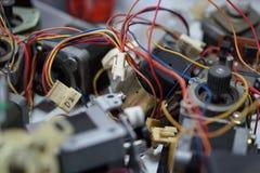 Мотор динамомашины Стоковое Изображение