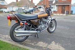 мотор скачки курса bike стоковое изображение rf