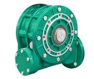 Мотор шестерни червя Стоковые Фотографии RF