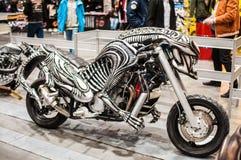 Мотор-шоу Poznan 2014 Стоковое фото RF