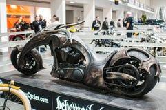 Мотор-шоу Poznan 2014 Стоковые Фотографии RF