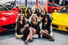 Мотор-шоу Poznan 2014 Стоковая Фотография RF