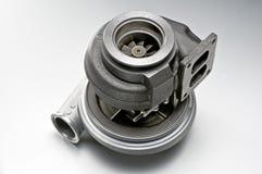 мотор turbo Стоковое фото RF