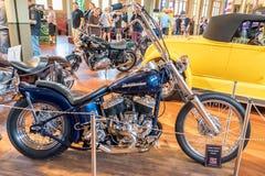 Мотоцикл горячей штанги Harley Davidson Стоковое Изображение