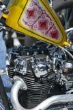 мотоцикл двигателя детали Стоковое Изображение RF