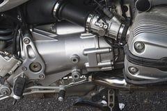 мотоцикл двигателя Стоковая Фотография