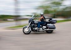 мотоцикл нерезкости Стоковые Изображения