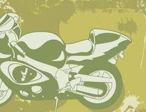 мотоцикл предпосылки Стоковые Изображения RF