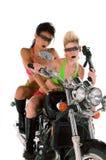 мотоцикл сумасшествия Стоковые Фото