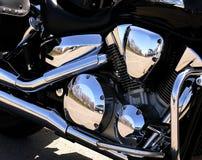 мотоцикл Хонда Стоковая Фотография