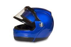 мотоцикл шлема Стоковое Фото