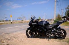Мотоцикл Стоковые Изображения RF